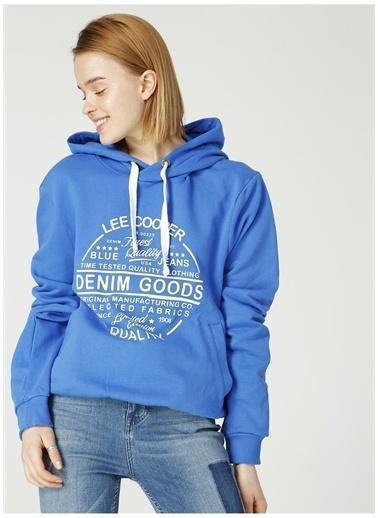 Lee Cooper Sweatshirt Mavi